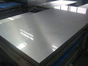 distributor Plat besi stainless-steel